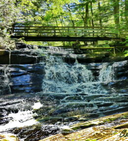 Little High Falls, Muskoka