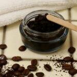 Sugar-free, Homemade Coffee Body Scrub