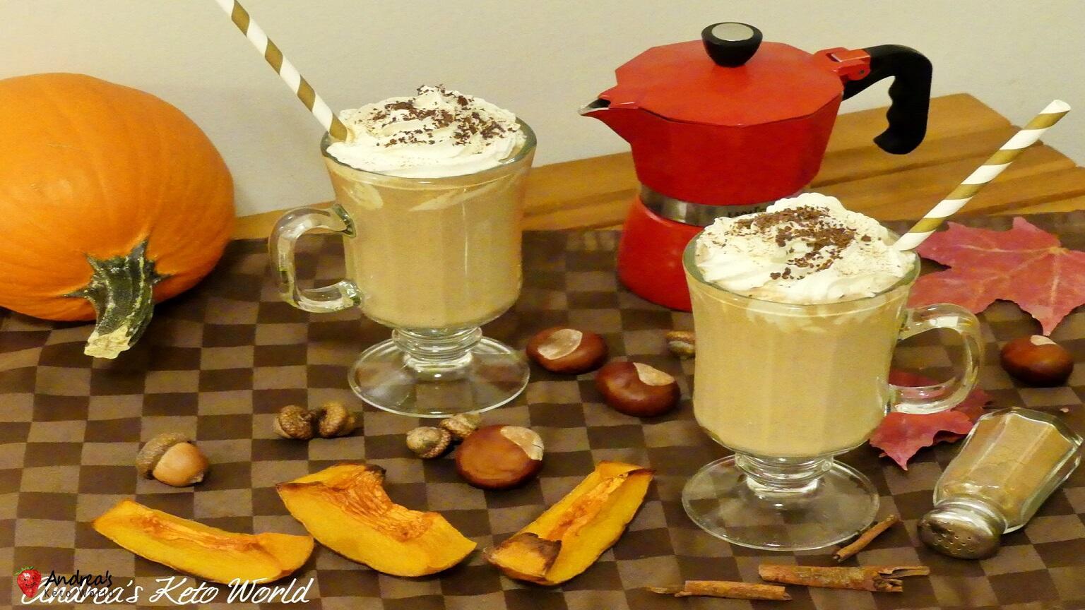 The Best Homemade Keto Pumpkin Latte