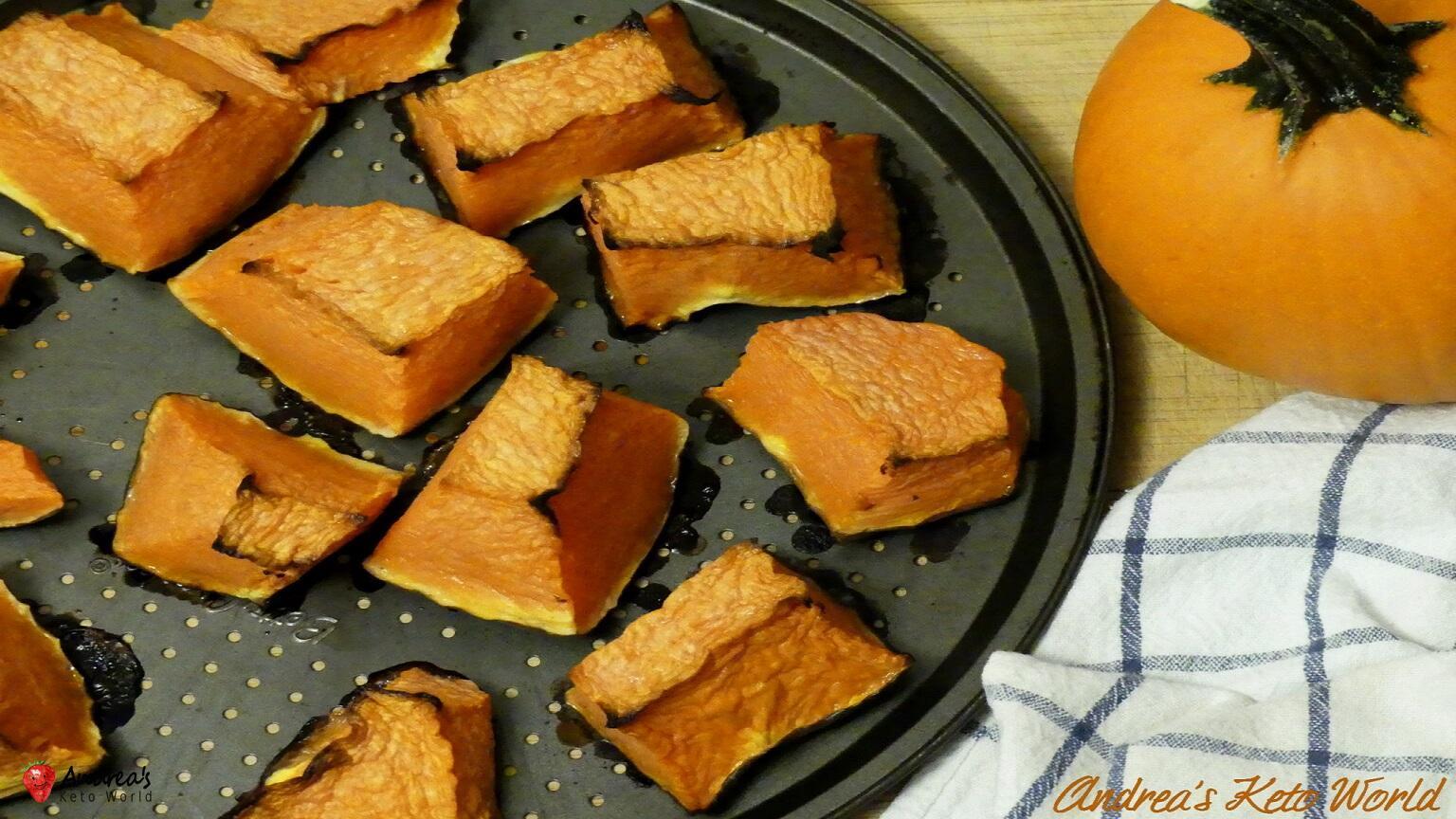 Homemade, Sugar-free, Low-Carb Pumpkin Jam